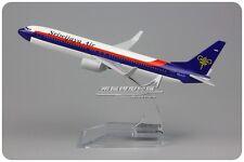 Sriwijaya Air BOEING 737-800 Passenger Airplane Plane Metal Diecast Model