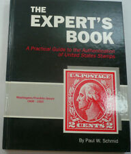 The Expert's Book Washington/Franklin Issues Stamps 1908-1923 Schmid Free Ship