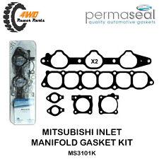 Inlet Manifold Gasket Kit Suits Mitsubishi Pajero NL / Triton MK V6 6G72 6G74