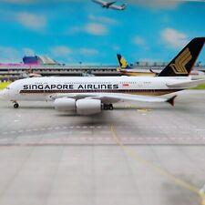 Phoenix Models 1:400 A380-800 9V-SKZ Singapore Airlines