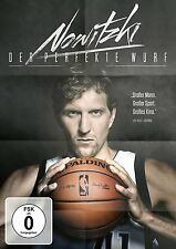 Dirk Nowitzki - Der perfekte Wurf [DVD] *NEU* NBA Dallas Mavericks Basketball
