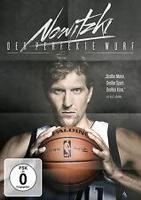 Dirk Nowitzki - Der perfekte Wurf [DVD] *NEU* NBA Dallas Mavericks Basketball