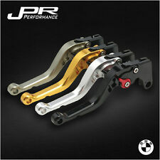 JPR ADJUSTABLE BRAKE + CLUTCH SHORT LENGTH LEVER SET BMW F800S 06-13 - JPR-18