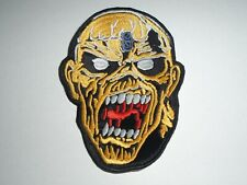 IRON MAIDEN PIECE OF MIND EMBROIDERED PATCH