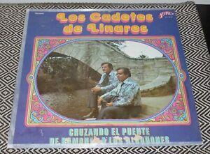 [LP] LOS CADETES DE LINARES Cruzando el puente RAMEX dos coronas a mi madre