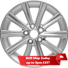 New 17 Replacement Alloy Wheel Rim For 2012 2013 2014 Toyota Camry 69603 Fits Camry
