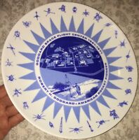 1961-1971 GODDARD SPACE FLIGHT CENTER VINTAGE ERA PLATE