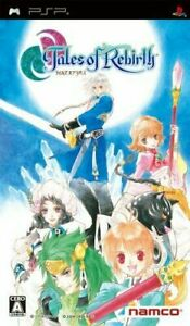 Play station Portable PSP Tales of Rebirth  JP