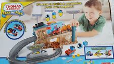 Thomas and Friends Take-N-Play Make Build Your Own Engine Trainmaker Train Set