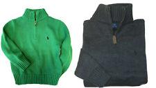 Polo RALPH LAUREN Boys Sweater Kids Pullover Size 5