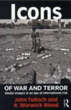 Icons of War and Terror: Media Images in an Age of International Risk (Paperback