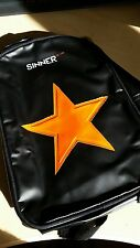 Sinner backpack, waterproof. Great for skiing, snowboarding, hiking.