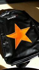 Sinner backpack, waterproof. Great for skiing, snowboarding, hiking.