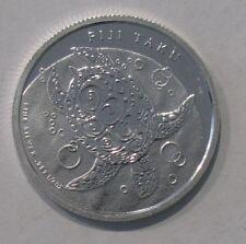 2013 Fiji Taku Dollar $1 1/2 Ounce .999 Silver BU