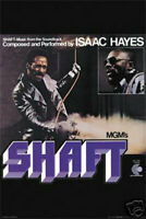 Shaft Isaac Hayes Poster Size  x 36 in LIMITED EDITION