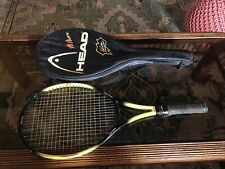 Head Radical Tour 260 Andre Agassi Trisys System OS Tennis Racquet 4 1/2 Grip