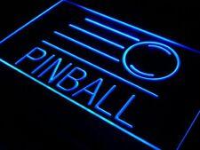 "16""x12"" s078-b Pinball Game Room Bar Beer Neon Sign"