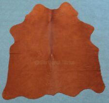 piel de Vaca Toro Alfombra marrón (1105) Natural gerberei Birke