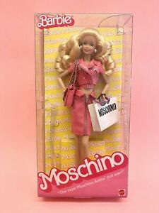 Mattel the most Moschino Barbie Doll Ever NRFB 2014 Fashion Show