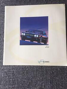Jaguar XJ6 X308 Brochure