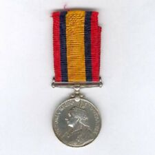 Queen's South Africa Medal to Private Edward Boyle, Railway Pioneer Regiment