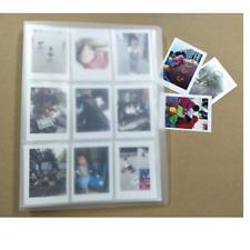 """Photo Album Refill Page For Polaroid  Film Memo Book 3.5x2.5"""" 288"""