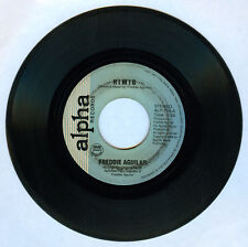 Philippines FREDDIE AGUILAR Himig OPM 45 rpm Record