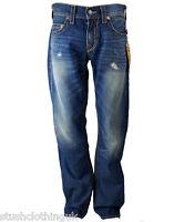 True Religion Men's Jeans Bobby Studded Logo (TRJN002) MASSIVE PRICE REDUCTIONS