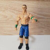 WWE Mattel 2012 John Cena Cenation figure with green bands