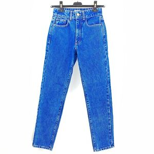 NEED Supply Women's Size 25 Straight Leg Tapered Denim Jeans