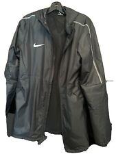 Nike Regenjacke Größe L Schwarz