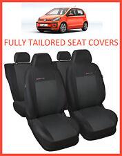 Cubiertas de asiento de coche VW Up Tailored Fundas De Asiento Juego Completo-patrón 3 (278)