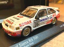 Minichamps Ford Sierra RS500 Team Grab DTM 1989 Frank Biela 1/43 Rare 430898025