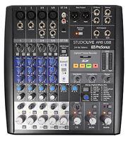 PRESONUS StudioLive AR8 8-Channel USB Hybrid Live Sound/Studio Recording Mixer