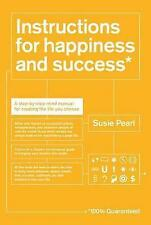 Instructions for Happiness and Success: A Step-by-Step Mind Manual for-ExLibrary