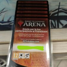 MTG Magic Arena Code Prerelease Coreset 2021 - M21 - 6 bustine