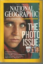 National Geographic October 2013  125th Annivresary Collector's Edition Photo Is