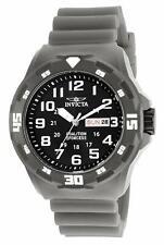 Invicta Men's Coalition Forces 25325 Grey Silicone Japanese Quartz Diving Watch