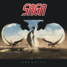 SAGA Sagacity 2014 Ltd Edition D-CD mouse in a maze, the cross, on the loose....