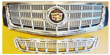 NIB!! Cadillac XTS 2013 2014 2015 PLATINUM EDITION!! UPPER & LOWER GRILLE!!