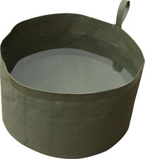 SURVIVAL / BUSHCRAFT / CAMPING COLLAPSIBLE WATER BOWL