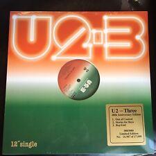 U2 3 - Black Friday Limited 12 Inch Vinyl