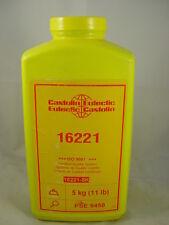 Castolin 16221 Nickel Base Alloy Powder Plasma Transferred Arc Process 5kg 11 LB