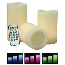 Scented LED Candles Lights