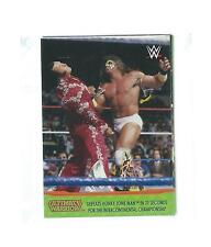 2014 TOPPS WWE ROAD TO WRESTLEMANIA ULTIMATE WARRIOR COMPLETE SET 1-10