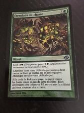 MTG MAGIC PLANAR CHAOS HUNTING WILDS (FRENCH ETENDUES DE CHASSE) NM FOIL