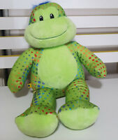 BUILD A BEAR TURTLE FROG DINOSAUR?? ANIMAL SOFT PLUSH TOY 30CM TALL