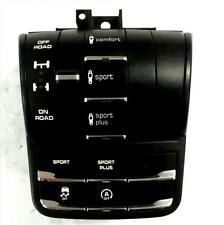 2014-17 Porsche Cayenne S 958 DRIVING MODE SELCTOR SWITCH & Warranty - 5135465