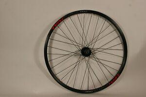 Oval 200 Disc 27.5 Rear Wheel 8-11 speed 6 Bolt, 142x12mm TA 32h Blk/Rd 7688 R15