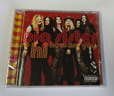 BIG SISTER - SO HI HOW ARE YOU CD ***Sealed*** Patti Rothberg